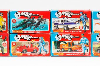 Mobile Action Command (MAC) (Matchbox, 1974-1980)