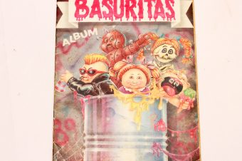 Álbum Basuritas (Salo, 1989)
