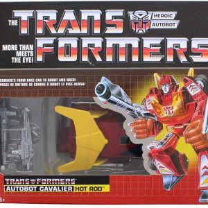 Transformers Hot Rod (G1 – Reissue)